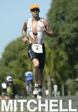 Mitchell triathlon coach
